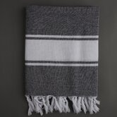 Ayrika Classic Fouta Towel in Gray