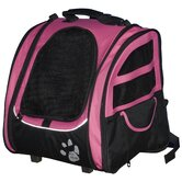 I-GO2 Traveler Pet Carrier in Pink