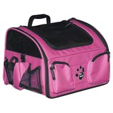 Bike Basket 3-in-1 Pet Carrier in Pink