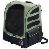 I-GO2 Pet Carrier Plus in Sage Green