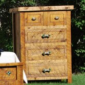 Spanish Trail Four Drawer Chest