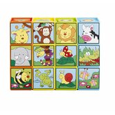 Kidoozie Shape Sorting Puzzle Blocks