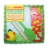 Kid's Cookie Making Tool Kit