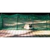 Deck & Patio� Outdoor Pet Enclosure