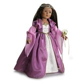 "Renaissance Princess Outfit for 18"" Slim Dolls"