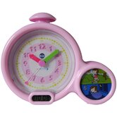 My First Alarm Clock in Pink