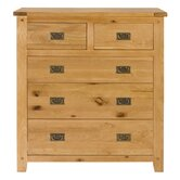 Melbourne Bedroom 2 Over 3 Drawer Chest