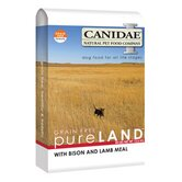 Pure Land Bison and Lamb Meal Grain Free Dry Dog Food