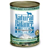 Limited Ingredient Diets Chicken and Sweet Potato Wet Dog Food