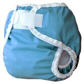 Diaper Cover in Ocean