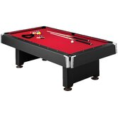 8' Donovan II Slate Pool Table & Accessories
