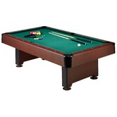 8' Chandler II Slate Pool Table