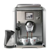 Platinum Vision Espresso Machine with Milk Island