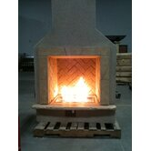 San Juan Gas Fireplace Surround
