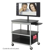 Scoot Flat Panel Multimedia Cart