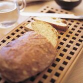 Teak Pantry Bread Tray