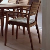Ballare Stacking Dining Arm Chair