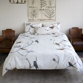 Pearl Chinoiserie Duvet Collection