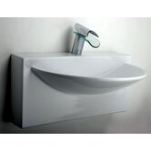 Wall Mount Bathroom Sink