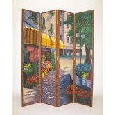 Flower Market Room Divider