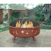 Super Sky Fire Pit