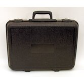 Blow Molded Case in Black: 14 x 19 x 4.75