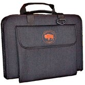 Buffalo Case Company Sewn Tool Case in Black: 11 x 15.5 x 2