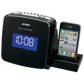 Docking Clock Radio with CD