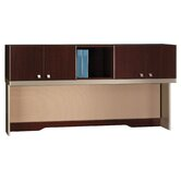 "Quantum Series 37.1"" H x 71.4"" W Desk Hutch"