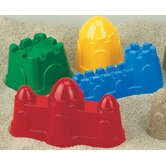 Large Castle Mold