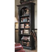 Seven Seas 85&quot; H Black Bookcase