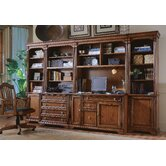 Brookhaven Modular Standard Desk Office Suite
