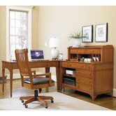Abbott Place L-Shape Desk Office Suite