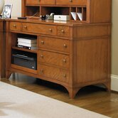Abbott Place Credenza Printer Unit in Clear Natural Cherry