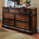 Preston Ridge 7 Drawer Double Dresser