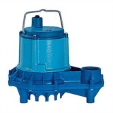 "1.5"" 4/10 HP ""Eliminator"" Submersible High Head Effluent Pump"