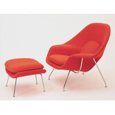 Womb� Chair and Ottoman