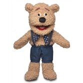 14&quot; Silly Bear Glove Puppet