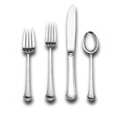 Chippendale 4 Piece Flatware Set