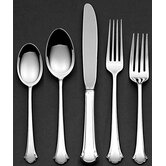 Chippendale 5 Piece Dinner Flatware Set