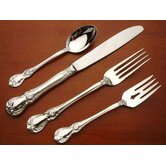Old Master 4 Piece Dinner Flatware Set