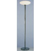 Rico Espinet Ovo Torchiere Floor Lamp in Deep Patina Bronze