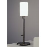 Rico Espinet Nina Torchiere Table Lamp in Deep Patina Bronze