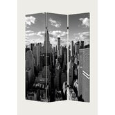 New York Skyline Screen