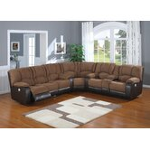 Jagger Reclining Sectional