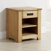 Bristol 1 Drawer Bedside Table
