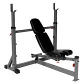 FID Olympic Weight Bench