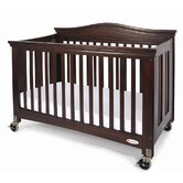 Royale Folding Fixed Side Folding Full Crib