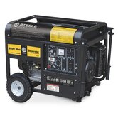 9,000W Electric Start Generator with Mobility Kit