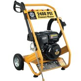 2400 PSI Gas Powered Pressure Washer